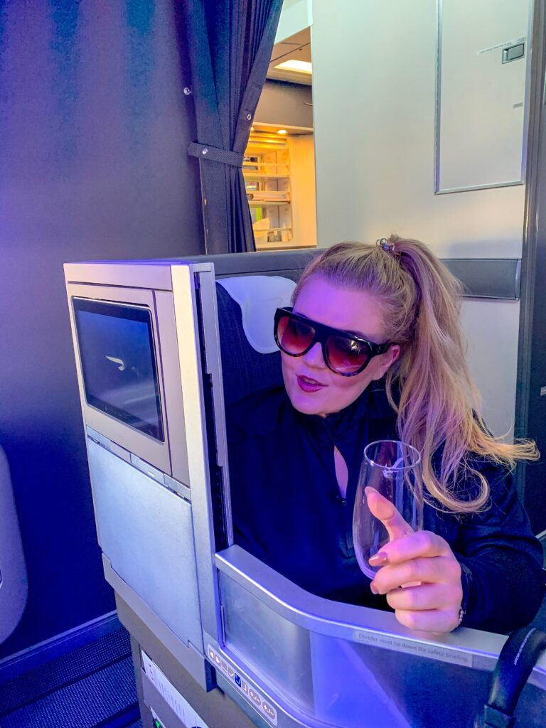 How to make your vacations better | flying Business Class | Elle Blonde Luxury Lifestyle Destination Blog