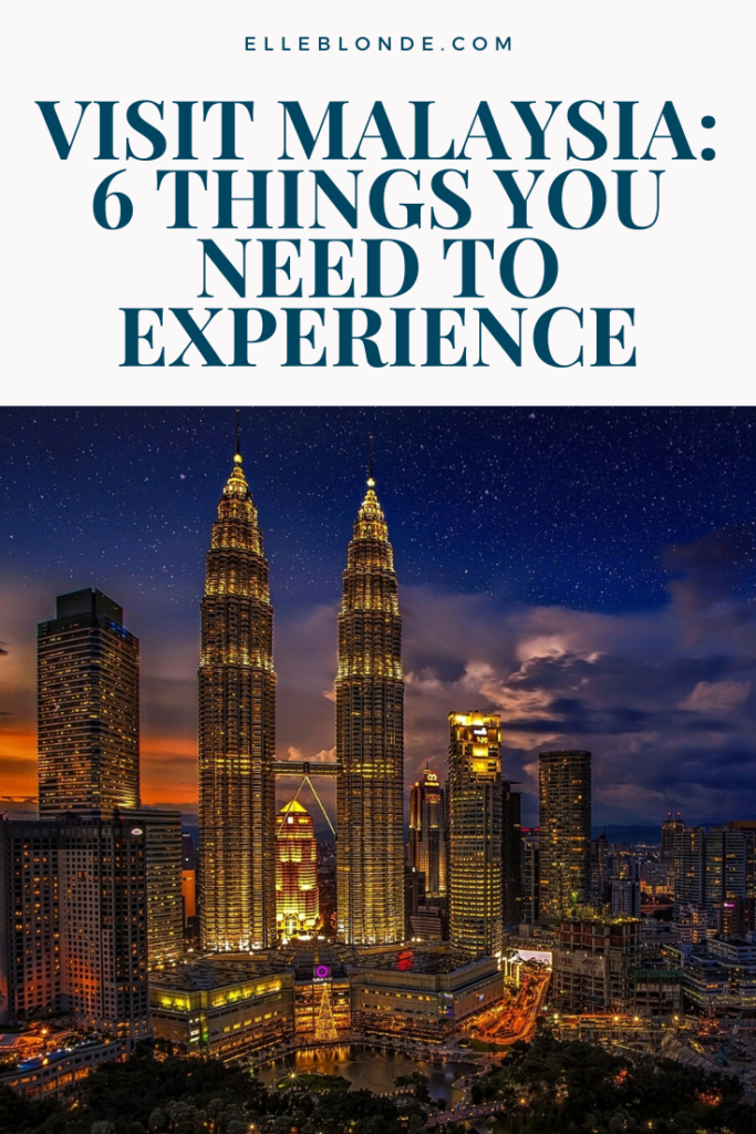 Architecture | Visiting Malaysia | 6 Things to do when visiting the South East Asian Country | Travel Guide | Elle Blonde Luxury Lifestyle Destination Blog