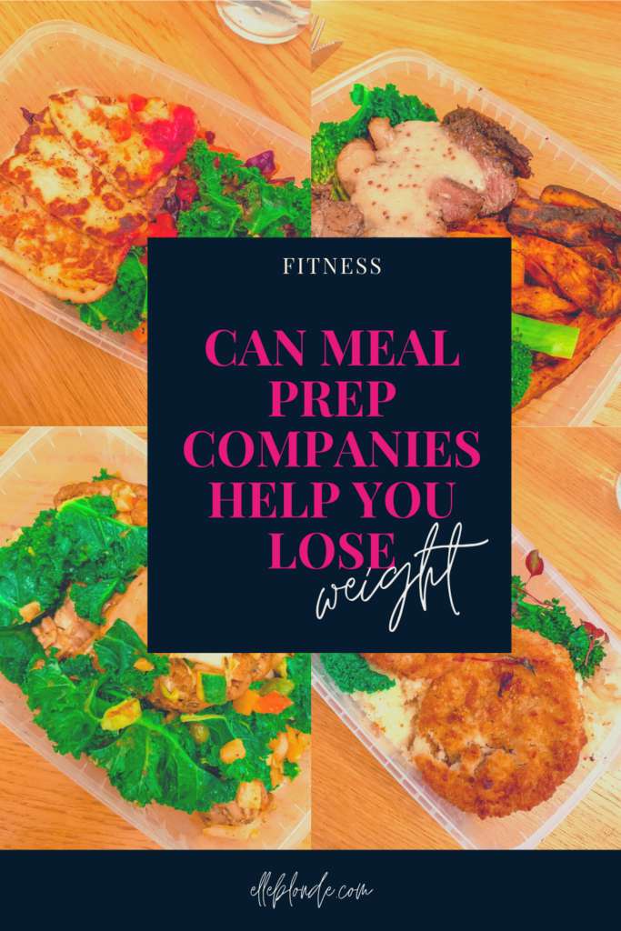 Balance Meals Meal Prep Company | Can you lose weight from meal prep? | Elle Blonde Luxury Lifestyle Destination Blog
