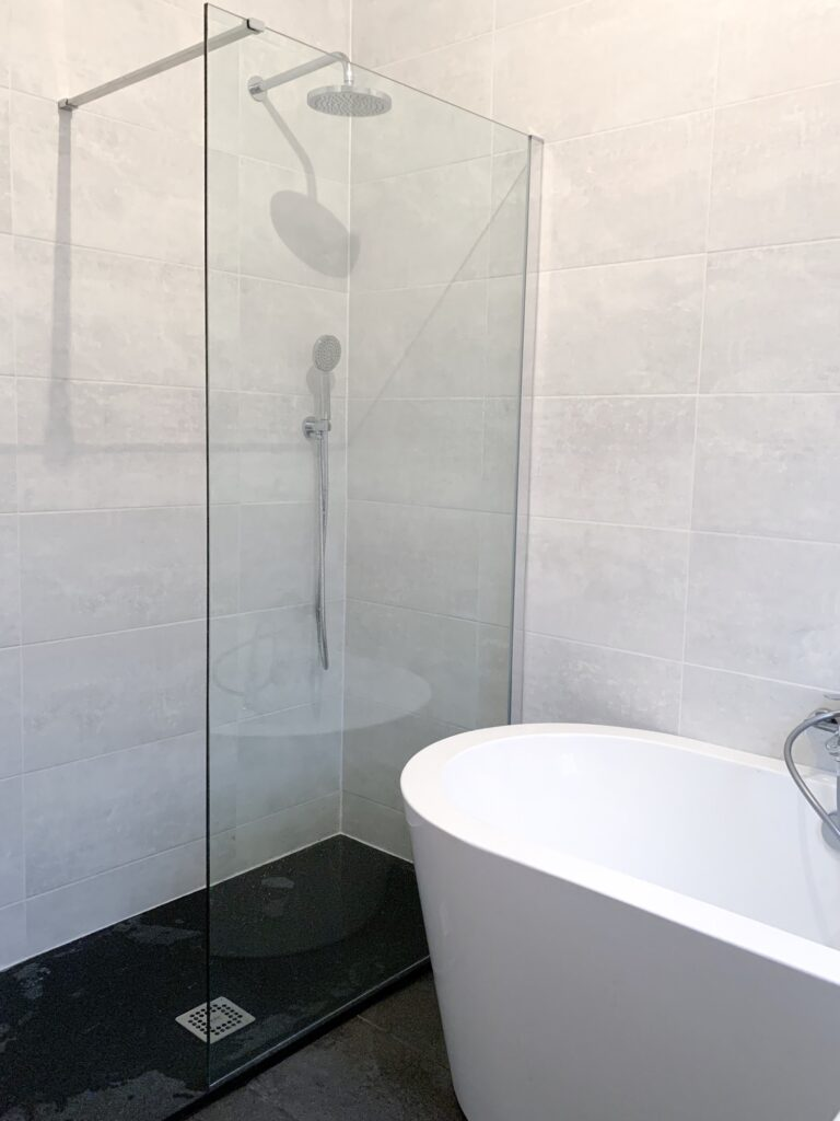How to create a luxury hotel like bathroom in a small space   Bathroom Renovation   Elle Blonde Luxury Lifestyle Destination Blog