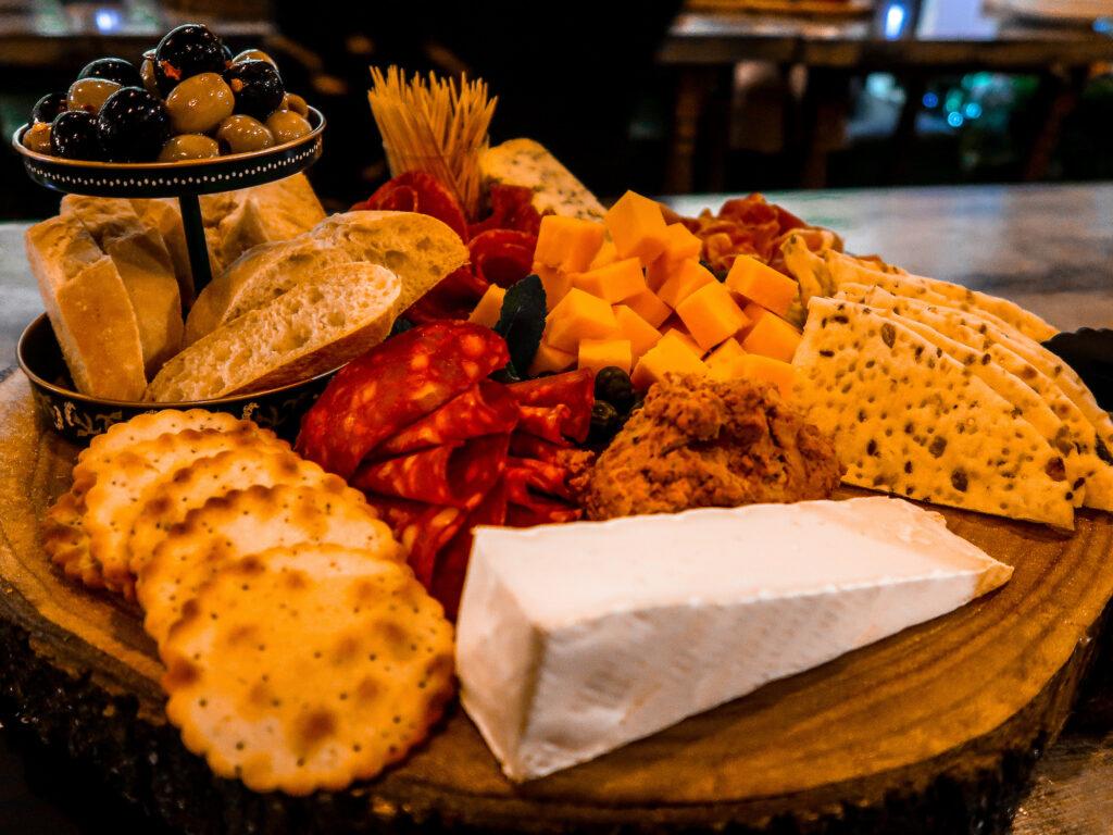Looking Glass Sharing Board | Sunderland Restaurant Week | Where to eat in Sunderland | Elle Blonde Luxury Lifestyle Destination Blog