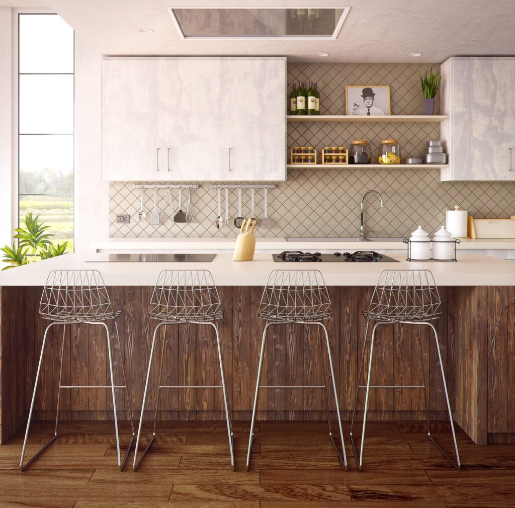 Kitchen | Tips for spring cleaning your home | Home Interior | Elle Blonde Luxury Lifestyle Destination Blog