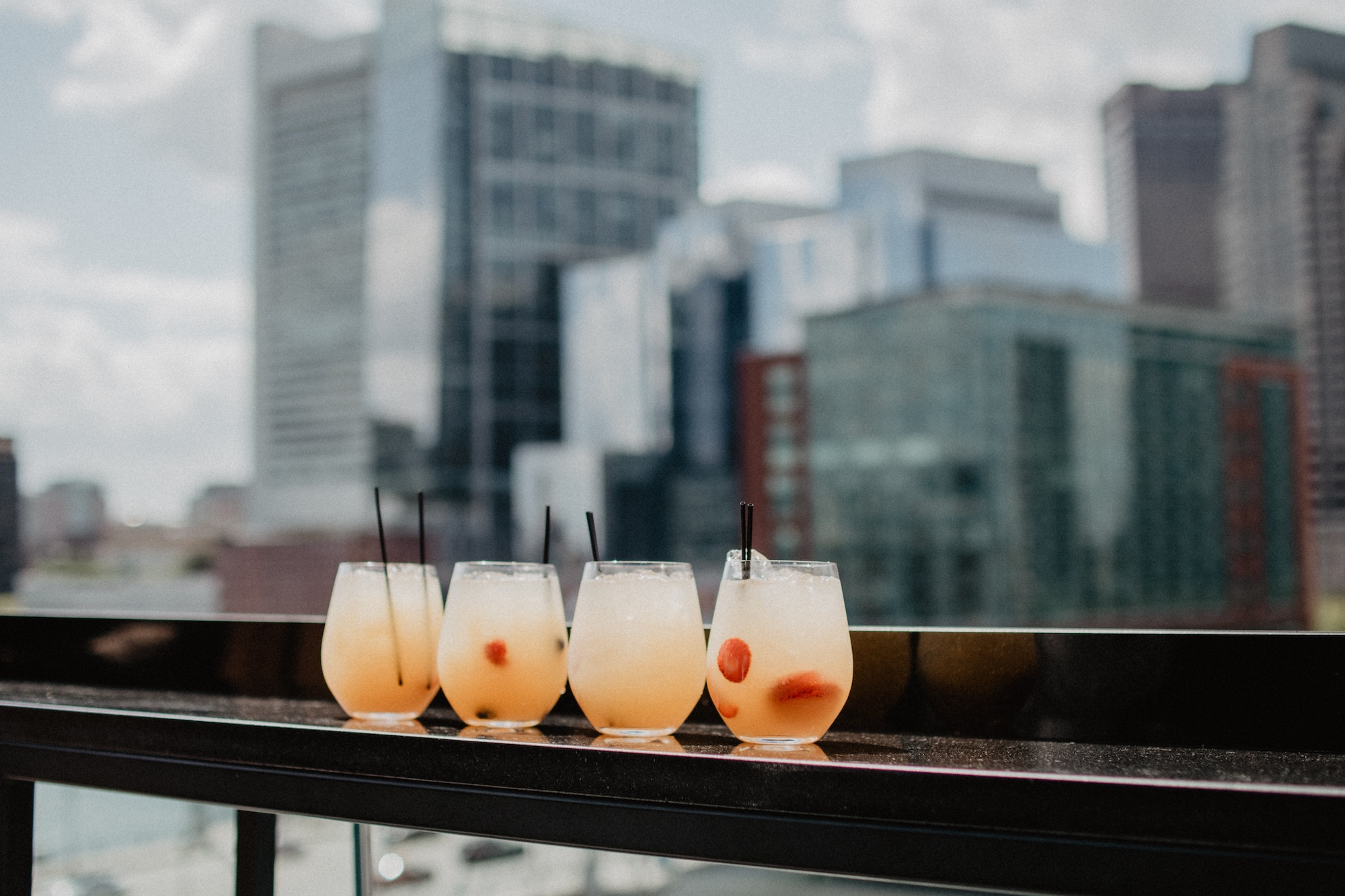 74 Wythe Rooftop Cocktail Bars in NYC | New York Travel Tips | Elle Blonde Luxury Lifestyle Destination Blog