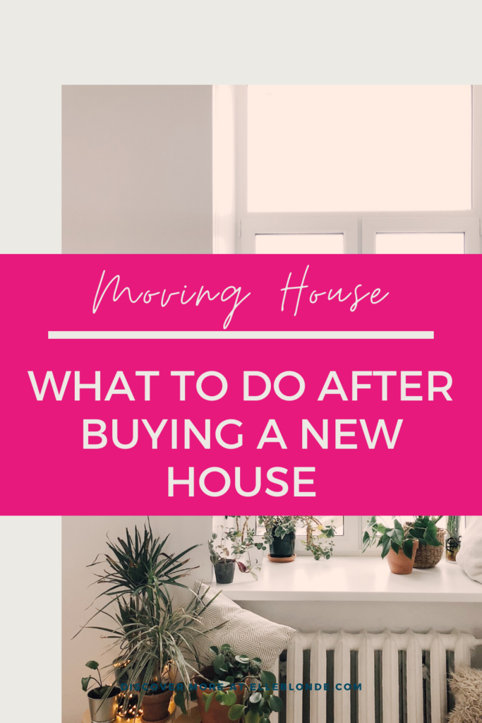 Buying a new house in Bristol | Home Interiors | Elle Blonde Luxury Lifestyle Destination Blog