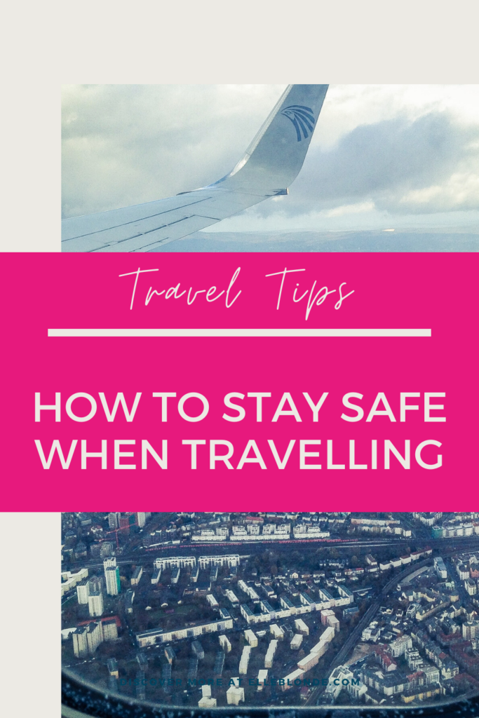 How to travel safe while going through COVID-19 | Travel Tips | Elle Blonde Luxury Lifestyle Destination Blog