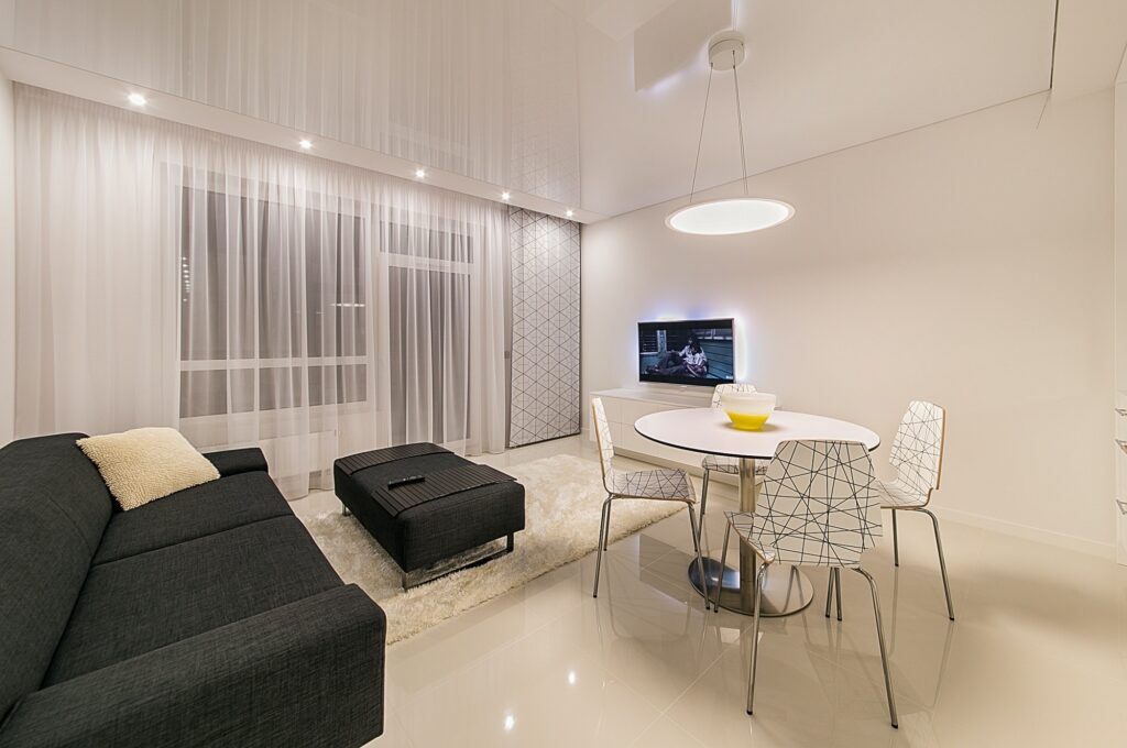 How To Achieve Privacy In A City Centre Apartment 1