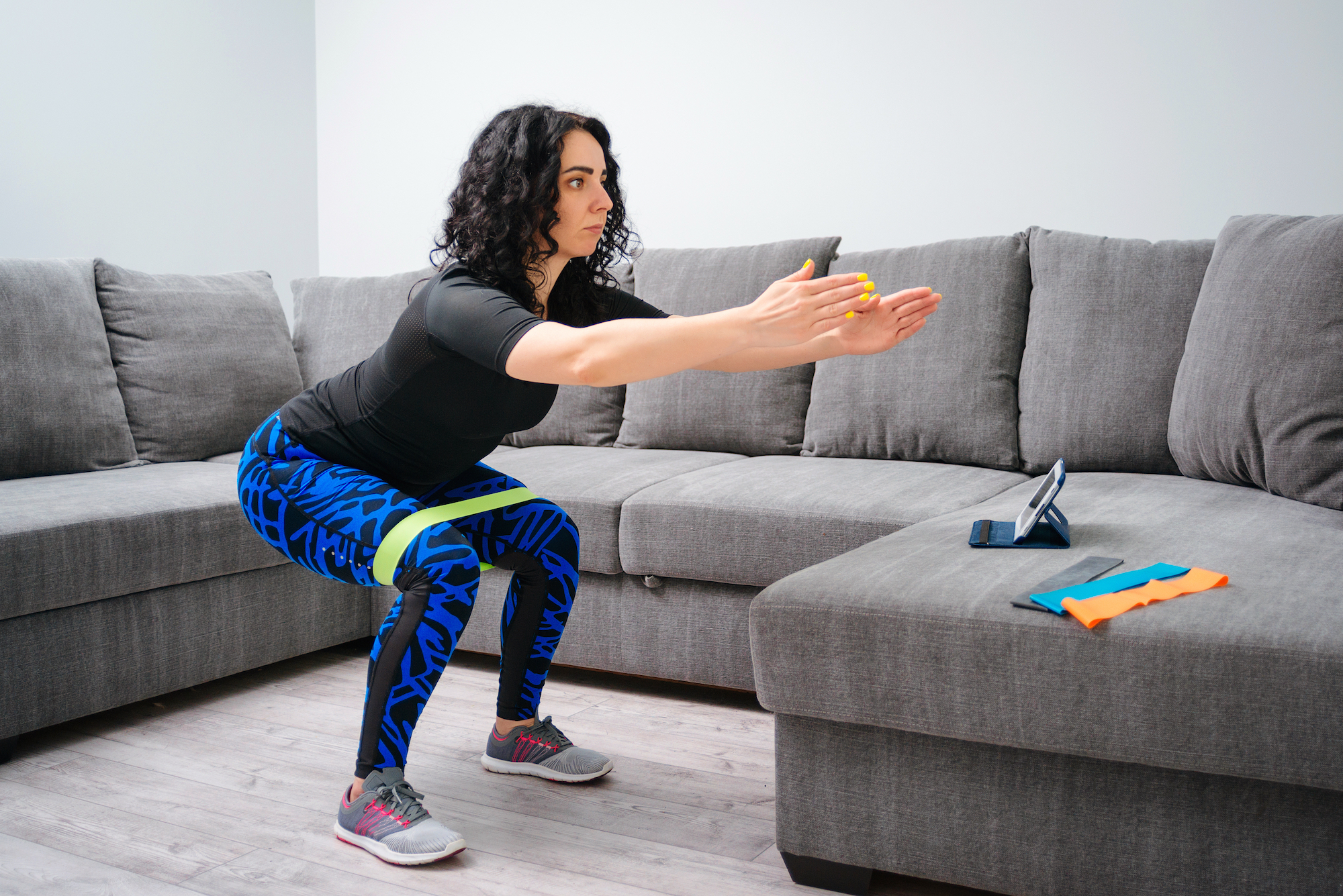 How to set up an at-home gym | Fitness & Health | Elle Blonde Luxury Lifestyle Destination Blog