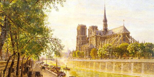 Artist scenes in Paris, France | Art & Literature | Elle Blonde Luxury Lifestyle Destination Blog