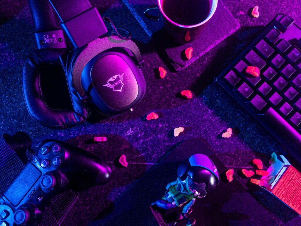 Female Gaming | Technology Elle Blonde Luxury Lifestyle Destination Blog