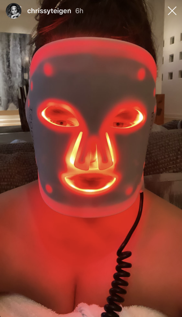 At-Home LED Light Treatment For the Skin | Beauty | Elle Blonde Luxury Lifestyle Destination Blog