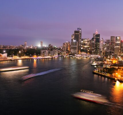 Night Time Activities Sydney Australia | Travel Guide & Tips |Elle Blonde Luxury Lifestyle Destination Blog