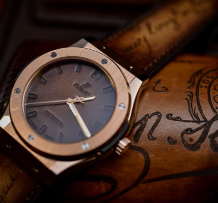 4 Luxury Watch Brands that are on the Rise | Fashion | Elle Blonde Luxury Lifestyle Destination Blog