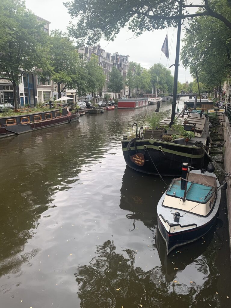 xVisit Amsterdam | How to Spend 5 Hours in Amsterdam | DFDS Ferry | Travel Guide | Elle Blonde Luxury Lifestyle Destination Blog