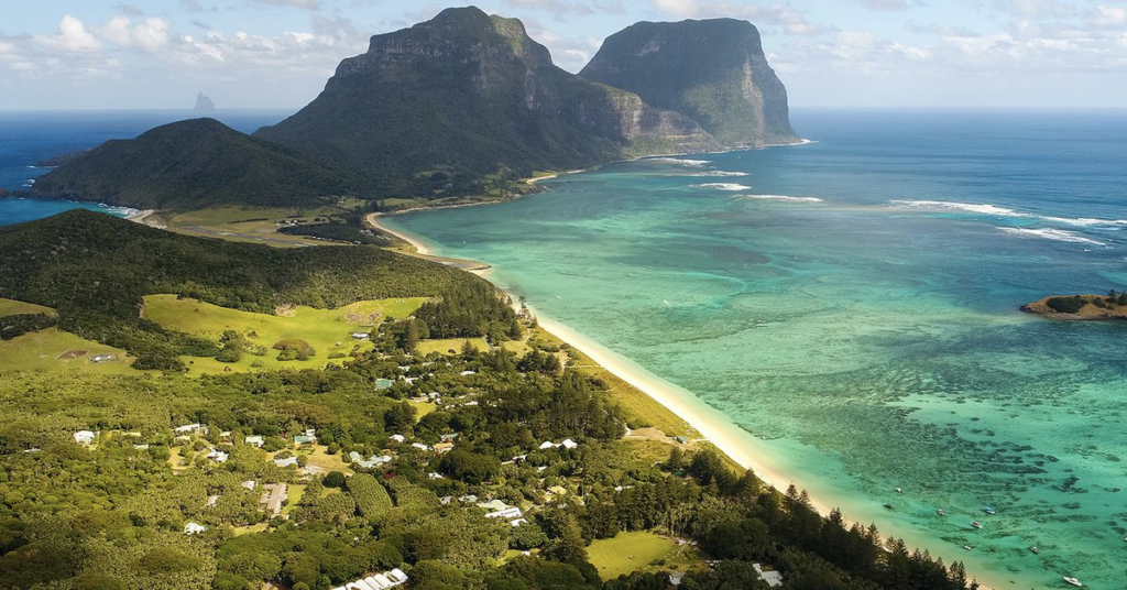 Lord Howe Island Holiday for First-Timers 1