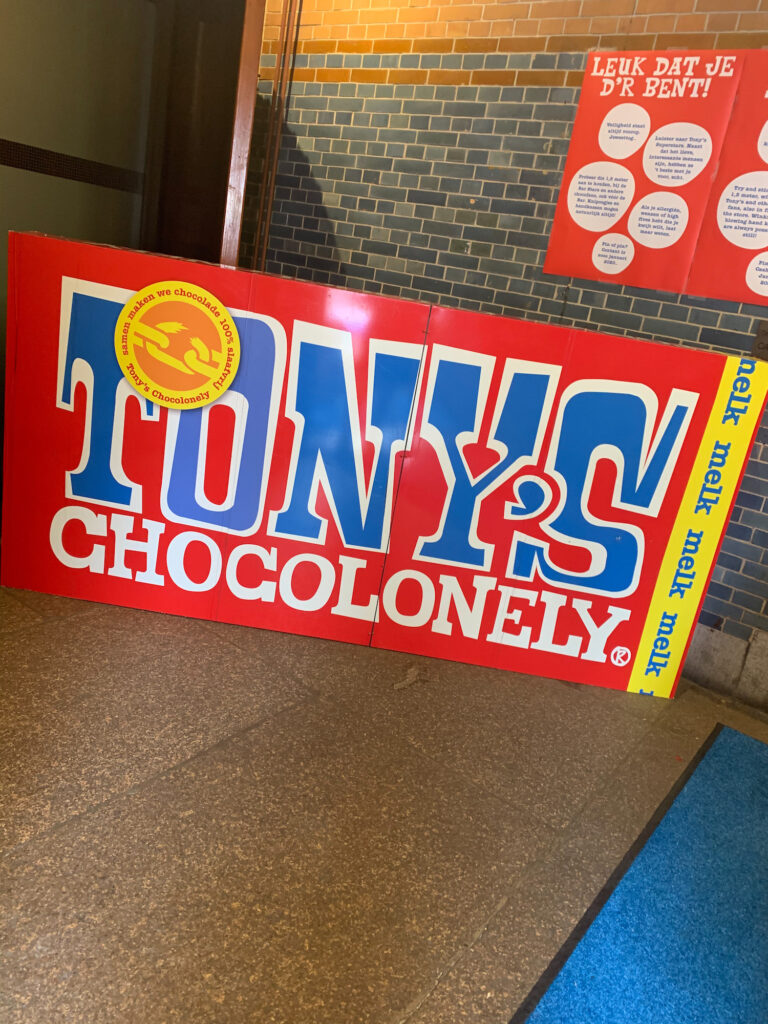 Tony's Chocolonely | Visit Amsterdam | How to Spend 5 Hours in Amsterdam | DFDS Ferry | Travel Guide | Elle Blonde Luxury Lifestyle Destination Blog