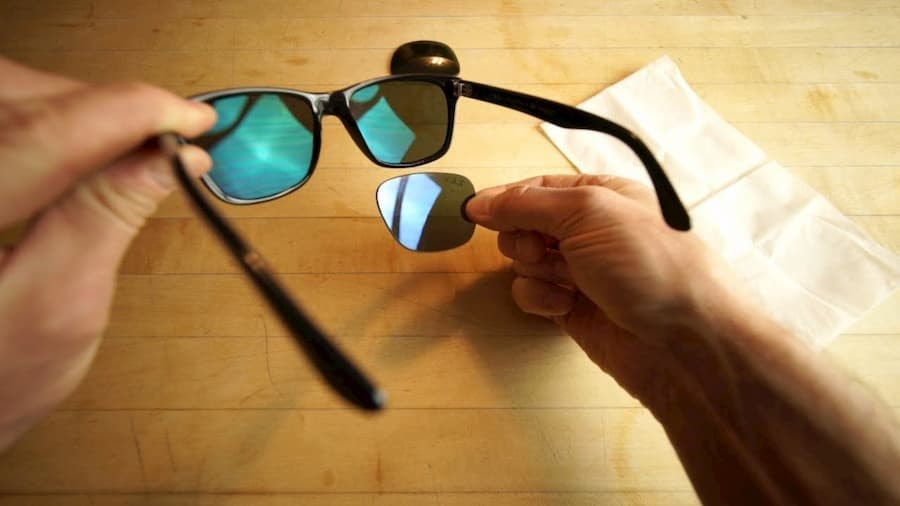How to Repair the Lens and Frames of Your Sunglasses 1