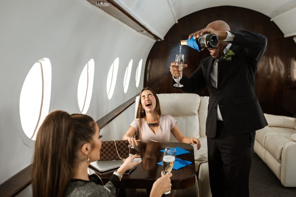 Ready for the Air, no need to Despair – Your Guide to Chartering a Private Jet | Travel Guide | Elle Blonde Luxury Lifestyle Destination Blog