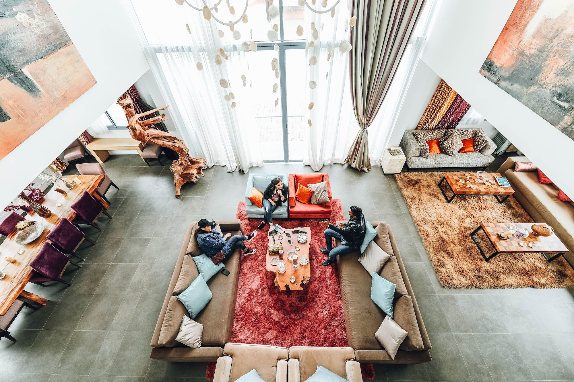 The Impact and Utilization of Rugs in the House   Home Interiors   Elle Blonde Luxury Lifestyle Destination Blog