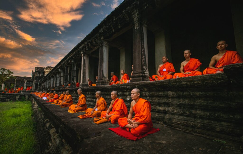 What is the best month to visit Cambodia?