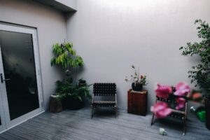 7 Great Space-Saving Ideas For A Limited Outdoor Area | Home Interiors | Elle Blonde Luxury Lifestyle Destination Blog