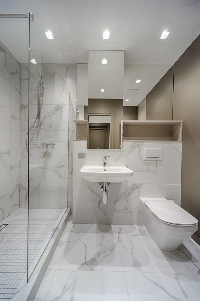 7 Things to Know Before Choosing and Installing Marble Flooring | Home Interiors | Elle Blonde Luxury Lifestyle Destination Blog