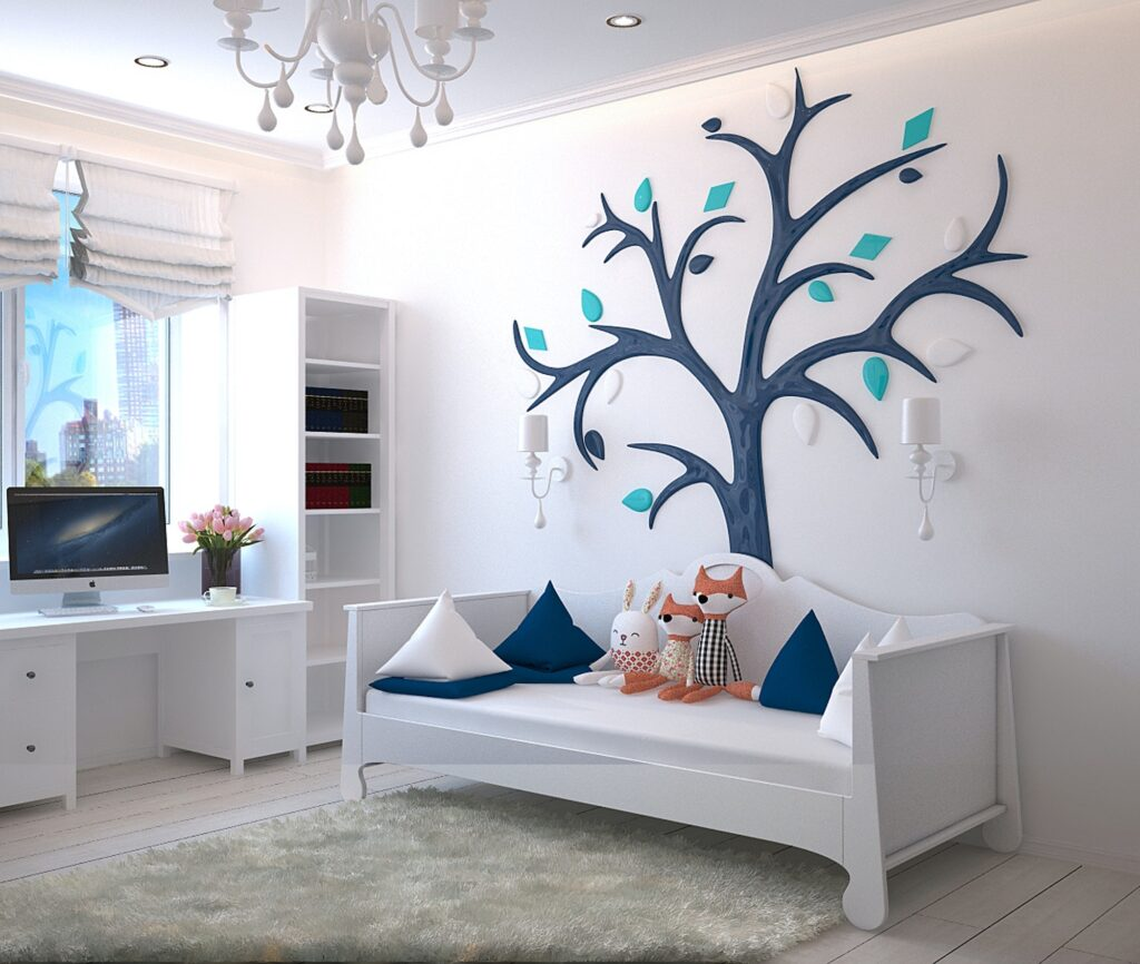 Improve Your Space with Personalized Wall Art Stickers | Home Interiors | Elle Blonde Luxury Lifestyle Destination Blog