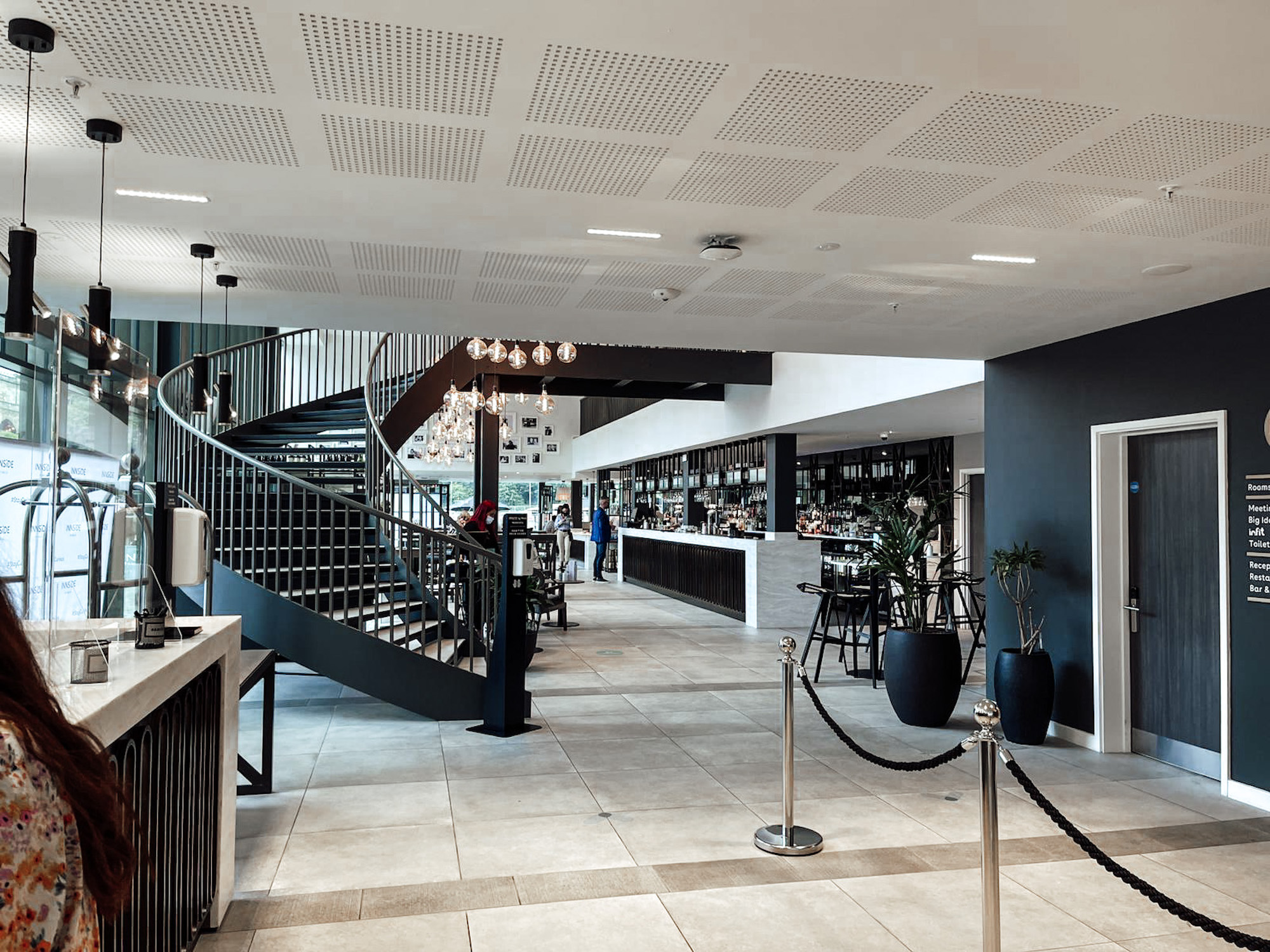 innside by Melia & Gina D'acampo Newcastle Review | Travel in Newcastle | Elle Blonde Luxury Lifestyle Destination Blog