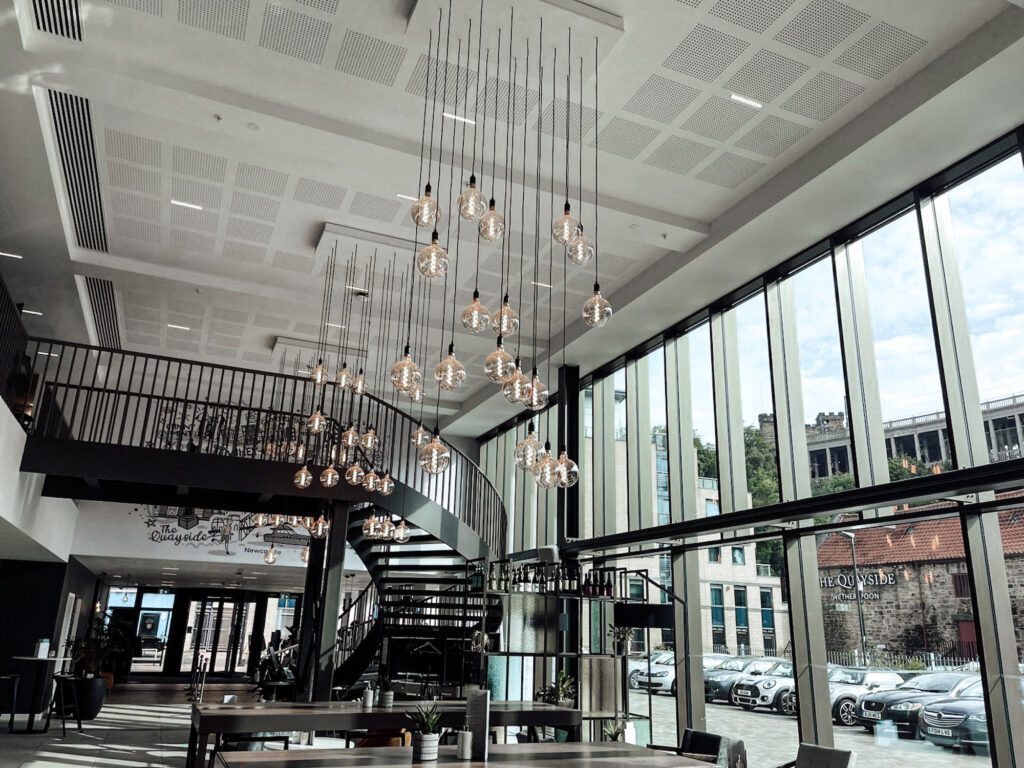 innside by Melia & Gina D'acampo Newcastle Review   Travel in Newcastle   Elle Blonde Luxury Lifestyle Destination Blog