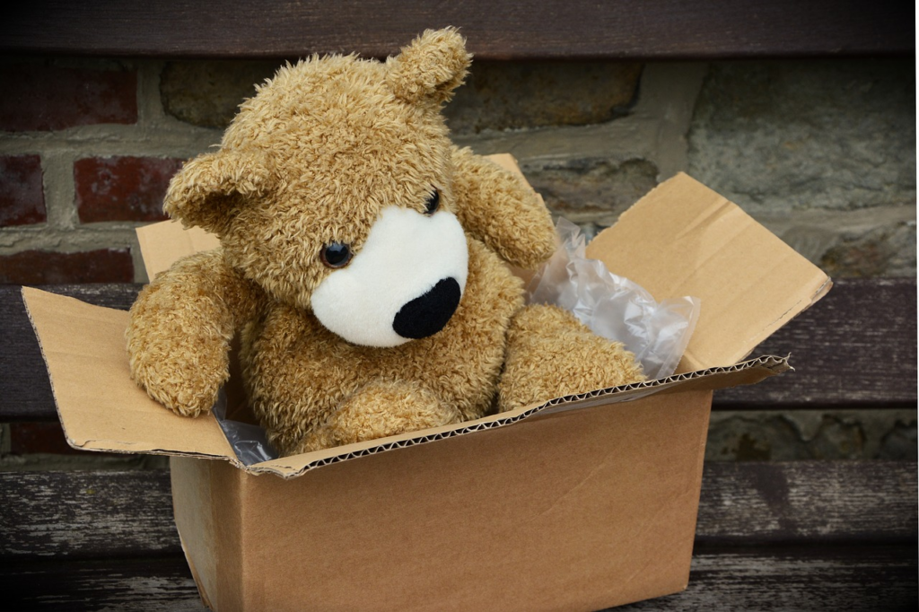 Before Unpacking... 4 Tips To Help Your Children Settle Into a New Home