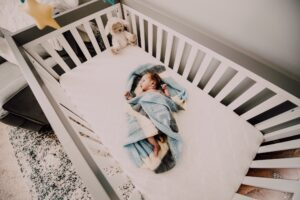 HOW TO GET YOUR NURSERY READY FOR ITS NEW ARRIVAL