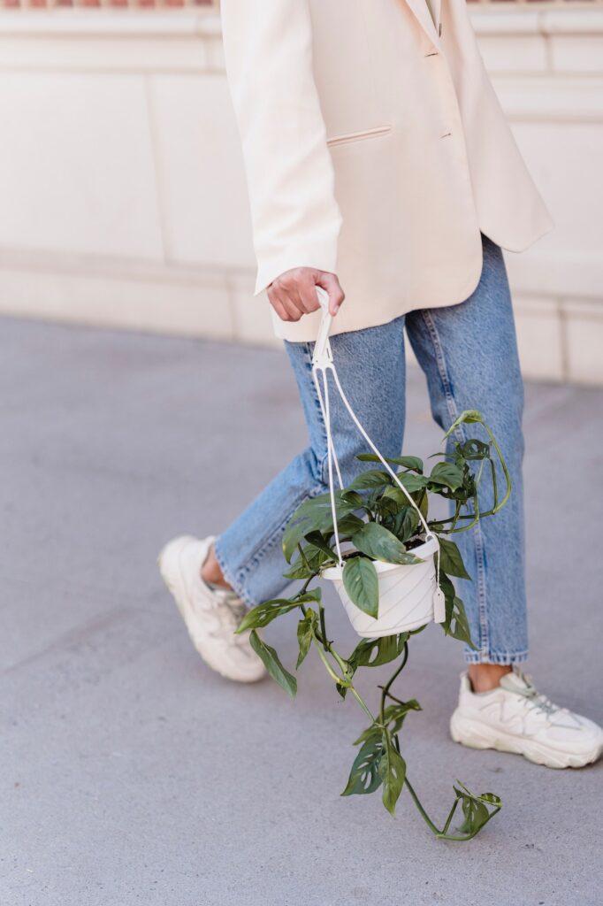 How to create the perfect vertical garden planter in your garden   Home Interiors   Elle Blonde Luxury Lifestyle Destination Blog